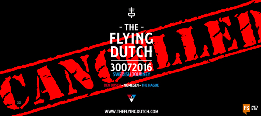 The Flying Dutch Cancels Swedish Edition over Avicii Flake