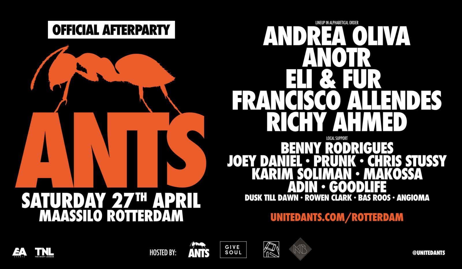 ants afterparty