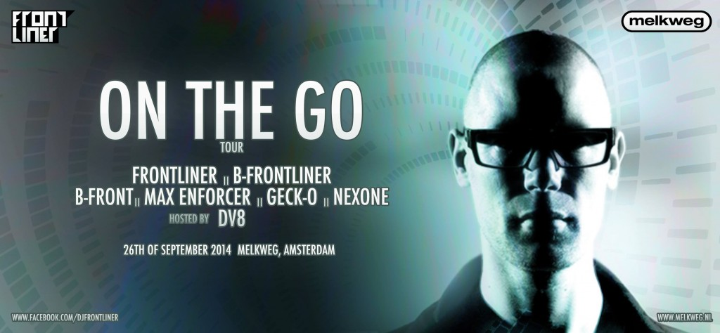 Frontliner on the go