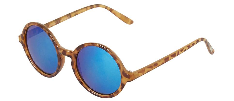 4fcbf87e85fa15 Summer musthave  ronde zonnebril - Partyscene