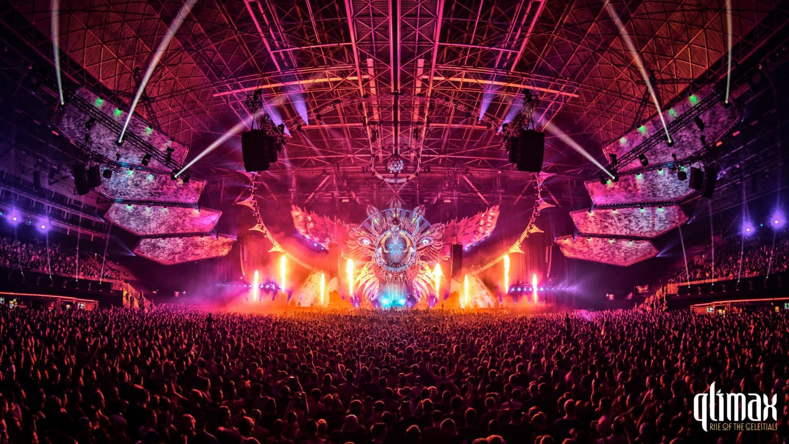 PARTY REPORT: Qlimax 2016 - Rise of the Celestials
