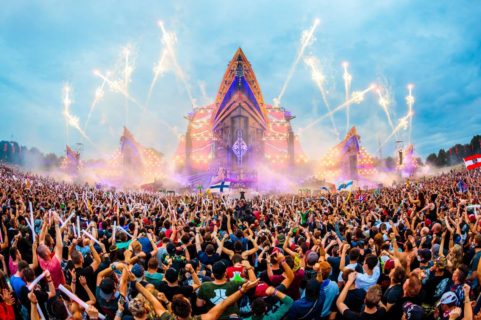 PARTY REPORT: Defqon.1 2017 - Victory Forver