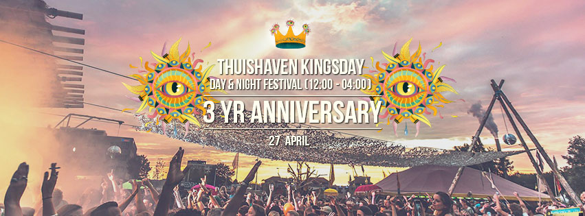 Thuishaven Kingsday