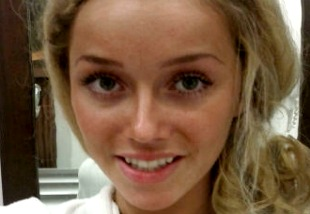 The celeb without make-up