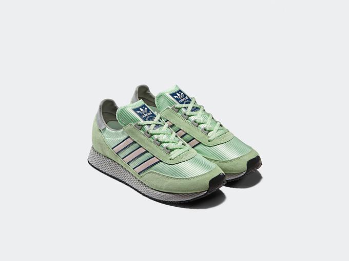 online retailer bd3f6 e1a21 Check die Adidas-sneakers geïnspireerd op de 80s ravecultuur - Partyscene