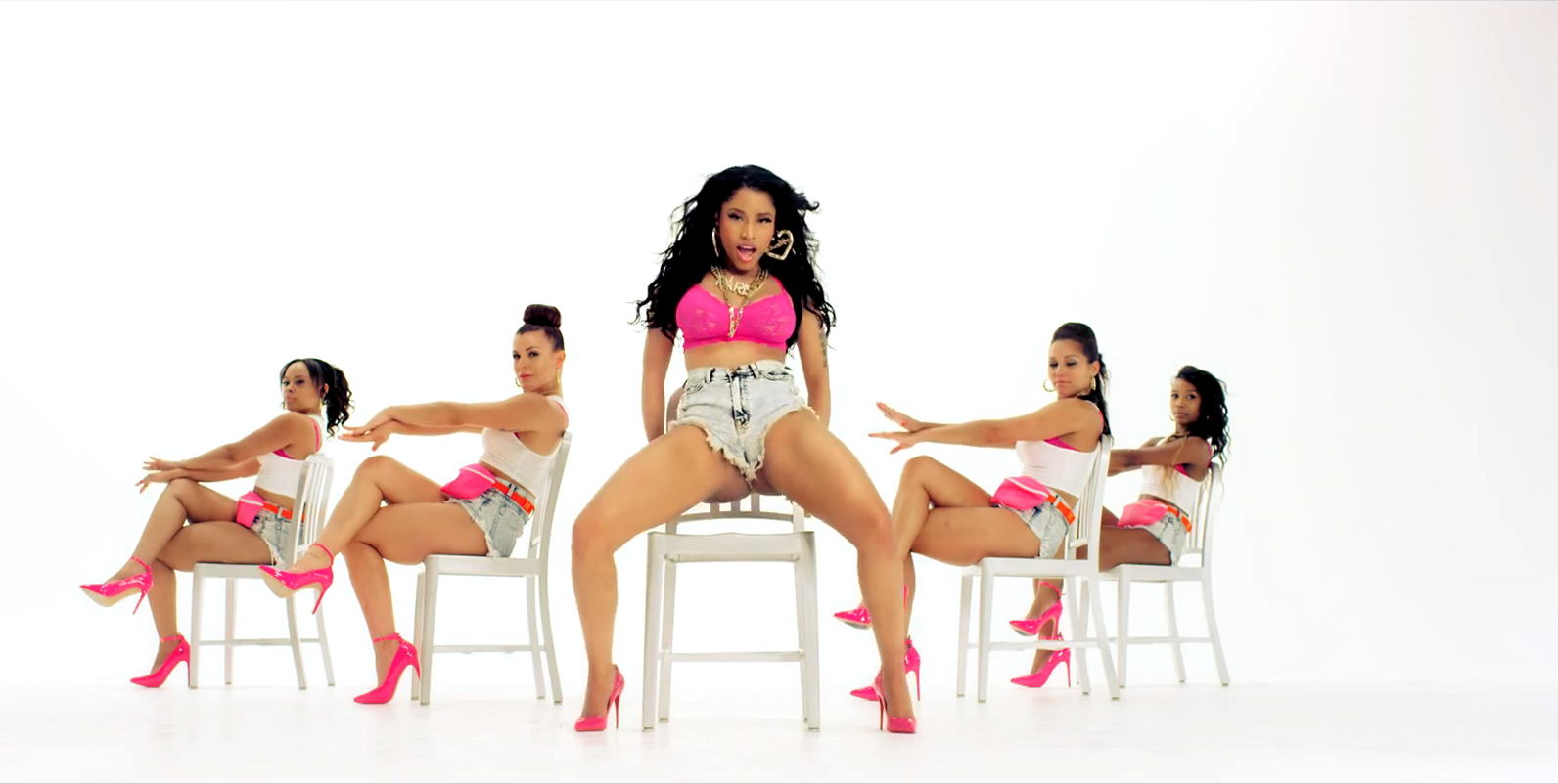 Sexy banned from tv music video