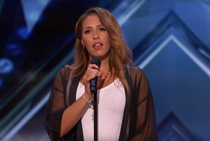 glennis grace america's got talent