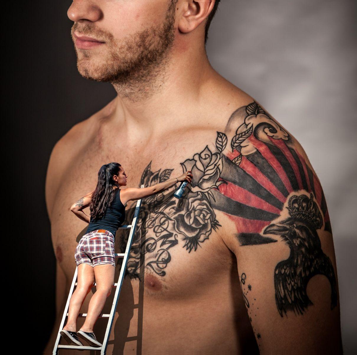 Genoeg THE HORROR! Check die allerlelijkste tattoo's ever! - Partyscene &OL88