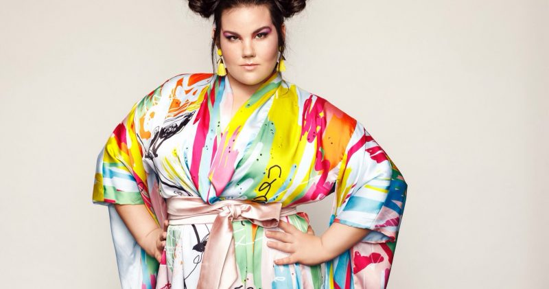 toy songfestival winnaar netta waylon