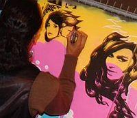 NEO-graffiti