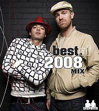 De Rotterdamse Masters at Work: 'Little' BjazZ Vega en Marty 'Dope' Gonzales vonden als één van de weinige dj's in Nederland dat soulfull house nog steeds kan anno 2008.