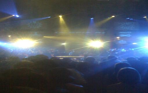 Voltt Christmas Special 2009 - Podium Paradiso